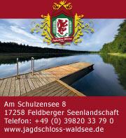 Urlaub im Ferienpark Waldsee in der Mecklenburgischen Seenplatte