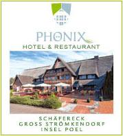 Phönix Hotel Schäfereck Insel Poel