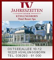 Hotel Vier Jahreszeiten Kühlungsborn an der Ostsee