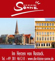 Hotel Die Kleine Sonne in Rostock