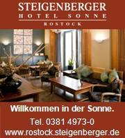 Steigenberger Hotel Sonne in Rostock