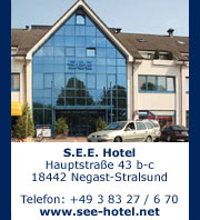 S.E.E.- Negast / Stralsund