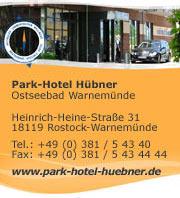 Park-Hotel Hübner Ostseebad Warnemünde