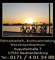 Wassersportzentrum Neubrandenburg