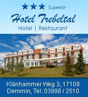 Hotel Trebeltal Demmin