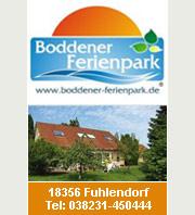 Bungalowvermietung in Fuhlendorf