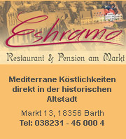 Eshramo - Restaurant und Pension in barth