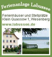 Ferienanlage Labussee - Wesenberg
