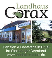 Pension im Sternberger Seenland