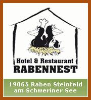 Hotel Rabennest am Schweriner See
