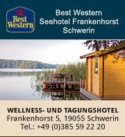 4-Sterne-Wellnesshotel am Schweriner See