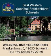 Seehotel Frankenhorst am Schweriner See
