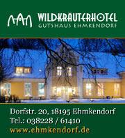 Wildkräuterhotel Gutshaus Ehmkendorf
