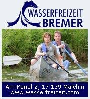 Angeltouren, Hausbootvermietung, Kanuverleih Malchin