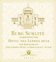 Burg Schlitz: exklusives, romantisches Hotel