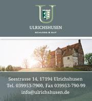 Ulrichshusen: Schloss und Gut