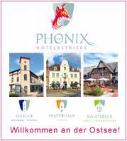 Phönix Hotels in Wisma,rWendorf, Insel Poel