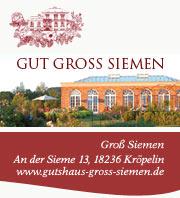 Gross Siemen - Gutsdorf in MV