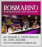 Restaurant Rosmarino Rostock am Stadthafen
