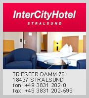 Stralsund : InterCityHotel