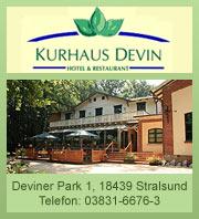 Kurhaus Devin / Stralsund